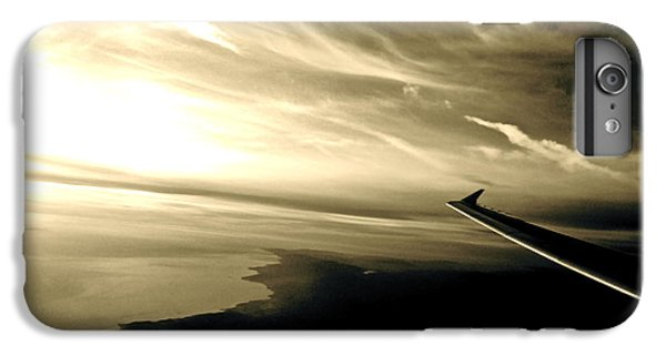 From The Plane IPhone 6s Plus Case by Gwyn Newcombe