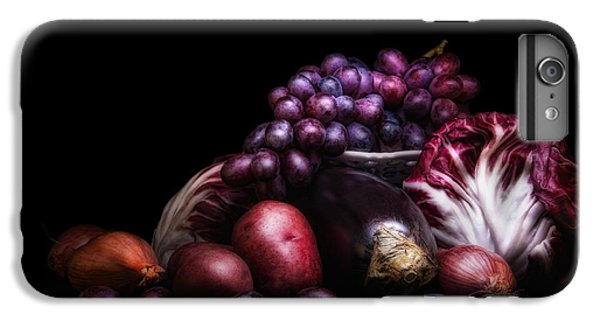 Fruit And Vegetables Still Life IPhone 6s Plus Case by Tom Mc Nemar