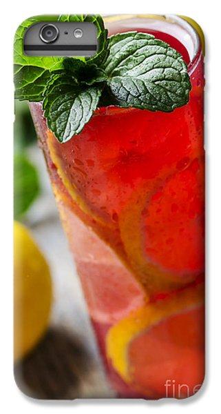 Fruit Cocktail IPhone 6s Plus Case by Jelena Jovanovic
