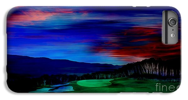 Golf IPhone 6s Plus Case by Marvin Blaine