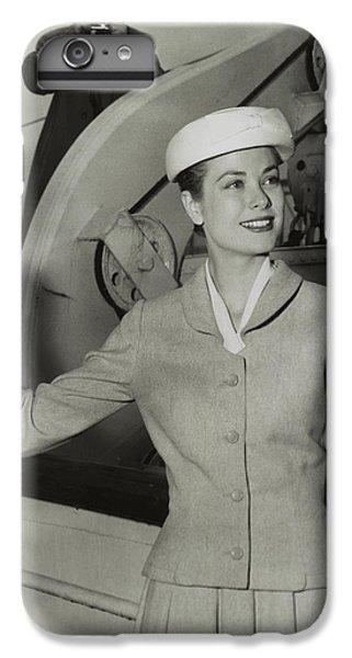 Grace Kelly In 1956 IPhone 6s Plus Case by Mountain Dreams