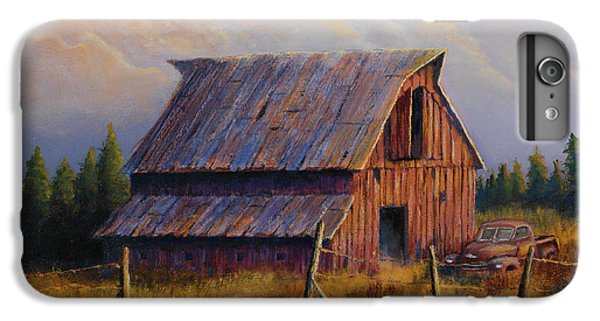 Grandpas Truck IPhone 6s Plus Case by Jerry McElroy