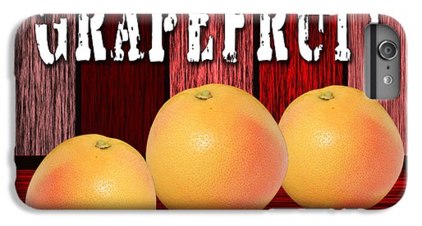 Grapefruit Farm IPhone 6s Plus Case by Marvin Blaine