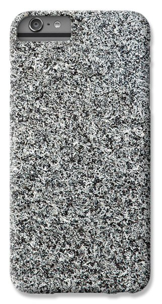 Gray Granite IPhone 6s Plus Case by Alexander Senin