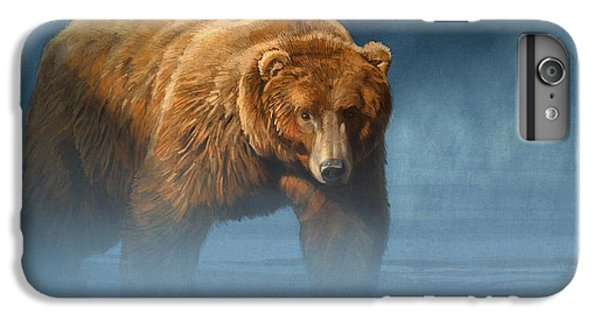 Grizzly Encounter IPhone 6s Plus Case by Aaron Blaise