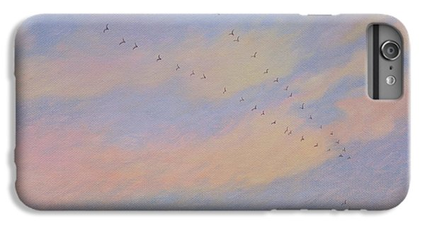 Homeward, 2004 Oil On Canvas IPhone 6s Plus Case by Ann Brain