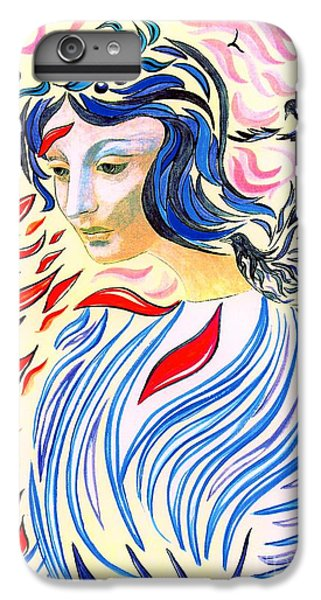 Inner Peace IPhone 6s Plus Case by Jane Small