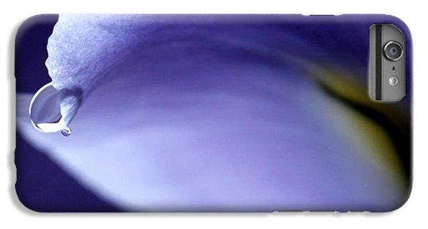 Iris Rain IPhone 6s Plus Case by Krissy Katsimbras
