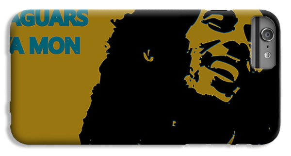 Jacksonville Jaguars Ya Mon IPhone 6s Plus Case by Joe Hamilton