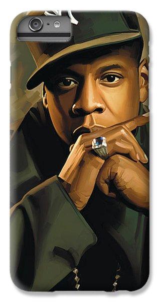 Jay-z Artwork 2 IPhone 6s Plus Case by Sheraz A