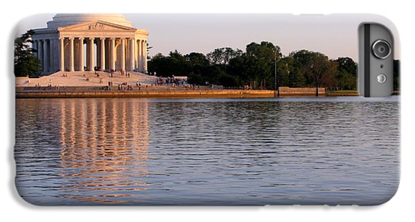 Jefferson Memorial IPhone 6s Plus Case by Olivier Le Queinec