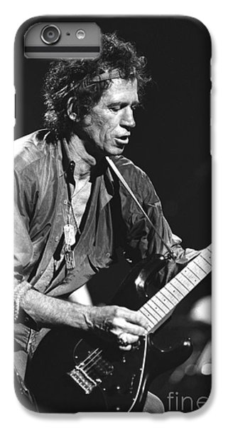 Keith Richards IPhone 6s Plus Case by Concert Photos