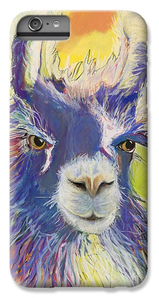 King Charles IPhone 6s Plus Case by Pat Saunders-White