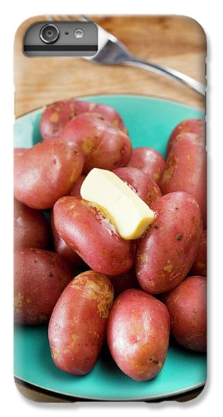 King Edward Potatoes On A Plate IPhone 6s Plus Case by Aberration Films Ltd