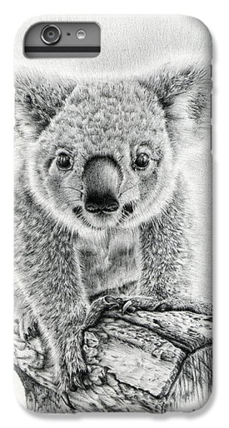 Koala Oxley Twinkles IPhone 6s Plus Case by Remrov