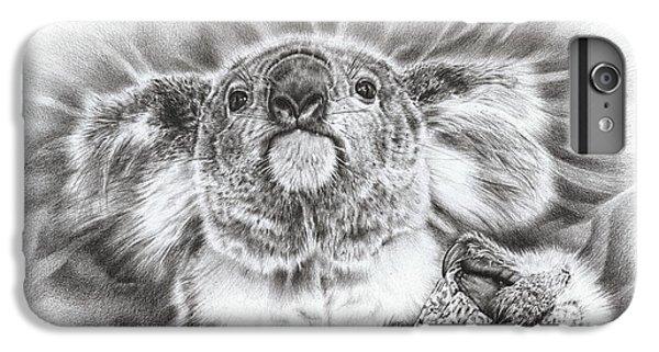 Koala Roto Princess IPhone 6s Plus Case by Remrov