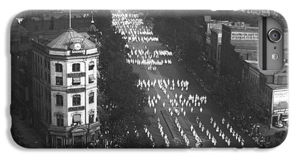 Ku Klux Klan Parade IPhone 6s Plus Case by Underwood Archives
