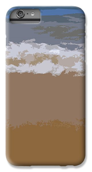 Lake Michigan Shoreline IPhone 6s Plus Case by Michelle Calkins