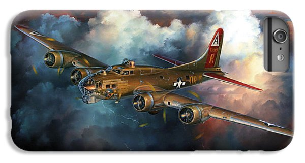 Last Flight For Nine-o-nine IPhone 6s Plus Case by Randy Green