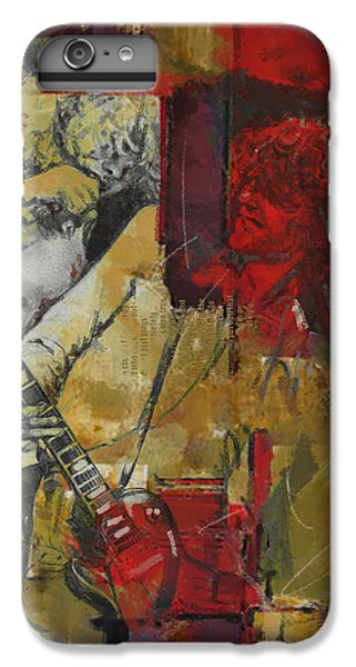 Led Zeppelin IPhone 6s Plus Case by Corporate Art Task Force