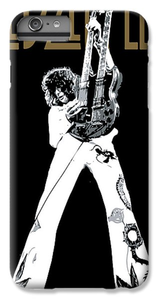 Led Zeppelin No.06 IPhone 6s Plus Case by Caio Caldas