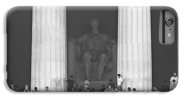 Lincoln Memorial - Washington Dc IPhone 6s Plus Case by Mike McGlothlen