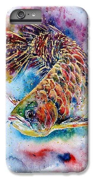 Magic Of Arowana IPhone 6s Plus Case by Zaira Dzhaubaeva