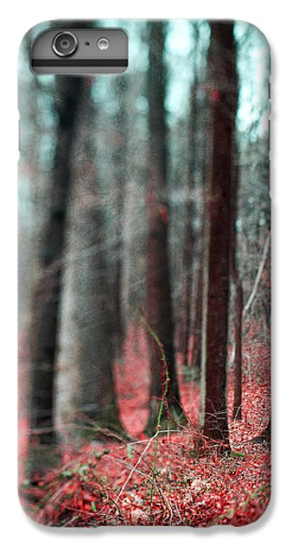 Magical Forest IPhone 6s Plus Case by Kim Fearheiley