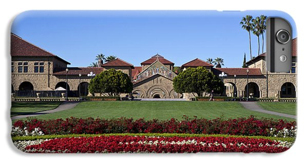 Main Quad Stanford California IPhone 6s Plus Case by Jason O Watson