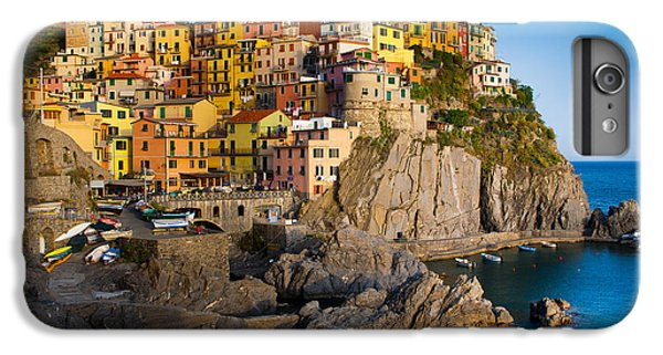 Manarola IPhone 6s Plus Case by Inge Johnsson