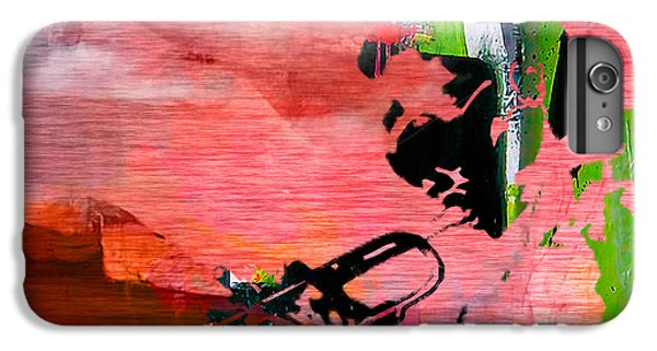 Miles Davis In The Clouds IPhone 6s Plus Case by Marvin Blaine
