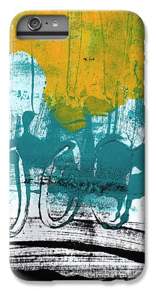 Morning Ride IPhone 6s Plus Case by Linda Woods