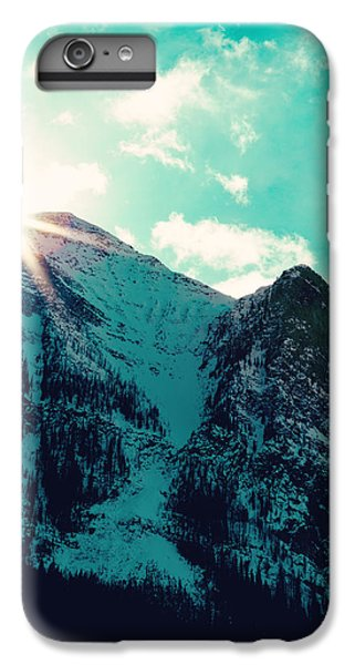 Mountain Starburst IPhone 6s Plus Case by Kim Fearheiley