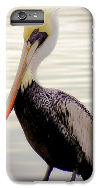 My Visitor IPhone 6s Plus Case by Karen Wiles