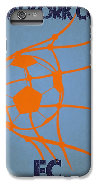 New York City Fc Goal IPhone 6s Plus Case by Joe Hamilton