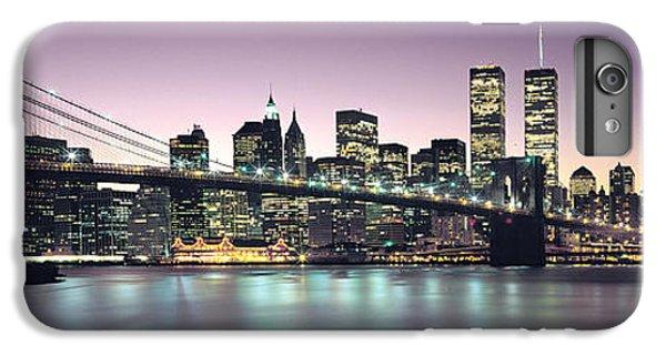 New York City Skyline IPhone 6s Plus Case by Jon Neidert
