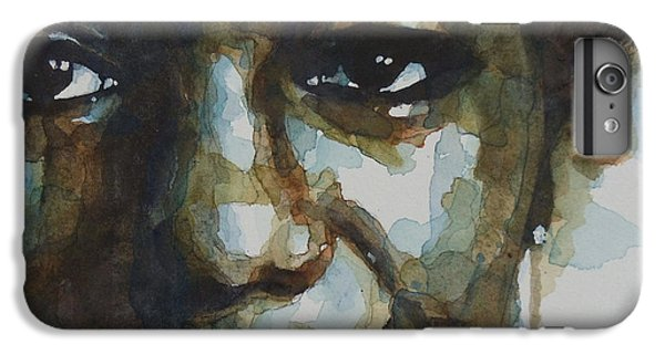 Nina Simone IPhone 6s Plus Case by Paul Lovering