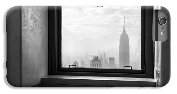 Nyc Room With A View IPhone 6s Plus Case by Nina Papiorek