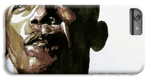 Obama Hope IPhone 6s Plus Case by Paul Lovering