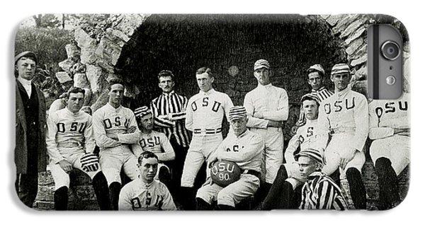 Ohio State Football Circa 1890 IPhone 6s Plus Case by Jon Neidert