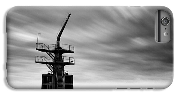 Old Crane IPhone 6s Plus Case by Dave Bowman