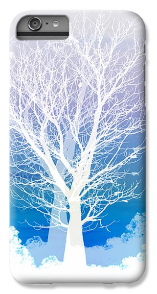 Once Upon A Moon Lit Night... IPhone 6s Plus Case by Holly Kempe