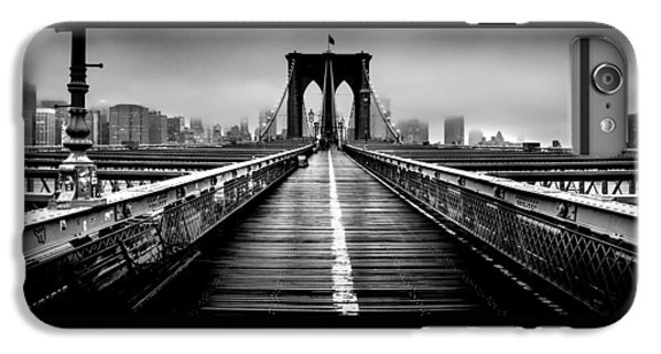 Path To The Big Apple IPhone 6s Plus Case by Az Jackson