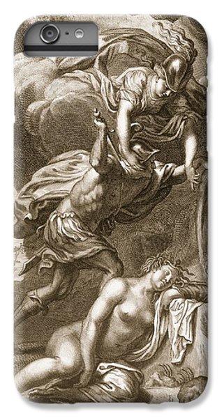 Perseus Cuts Off Medusas Head, 1731 IPhone 6s Plus Case by Bernard Picart