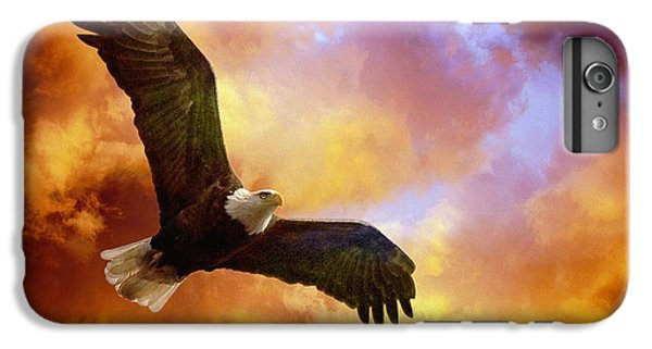 Perseverance IPhone 6s Plus Case by Lois Bryan