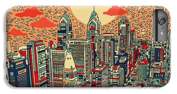 Philadelphia Dream IPhone 6s Plus Case by Bekim Art
