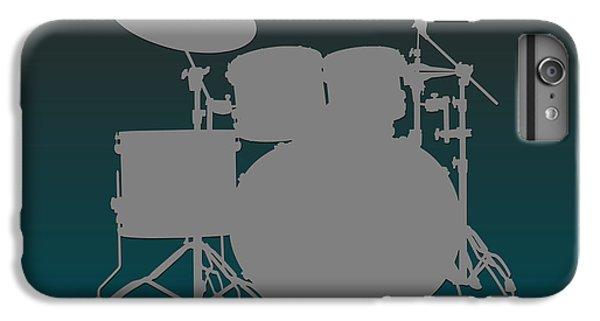 Philadelphia Eagles Drum Set IPhone 6s Plus Case by Joe Hamilton