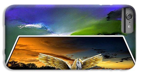 Picture A Pegasus IPhone 6s Plus Case by Marvin Blaine