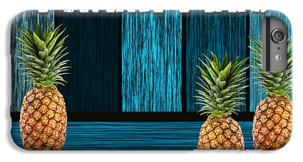 Pineapple Farm IPhone 6s Plus Case by Marvin Blaine