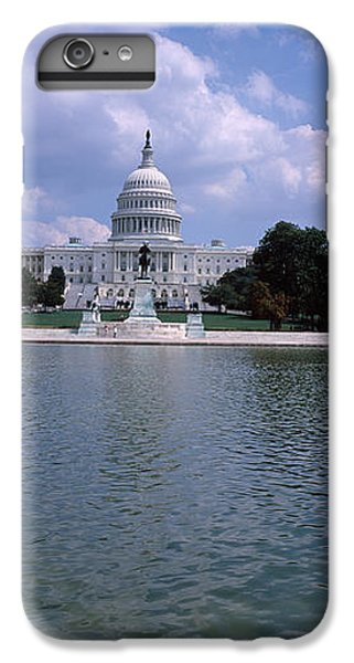 Reflecting Pool With A Government IPhone 6s Plus Case by Panoramic Images